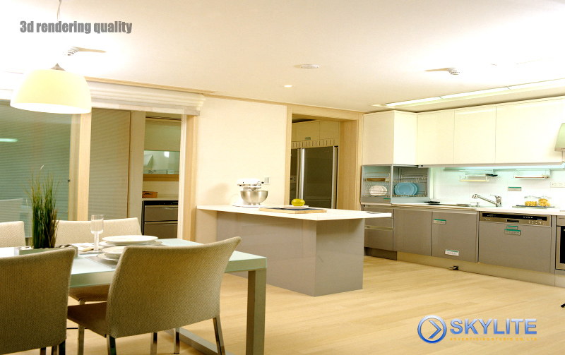 3d Interior Design For Your Building And Home Skylite