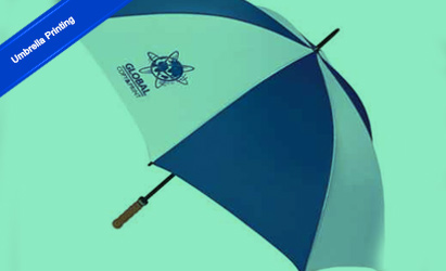 Personalized Umbrella Printing