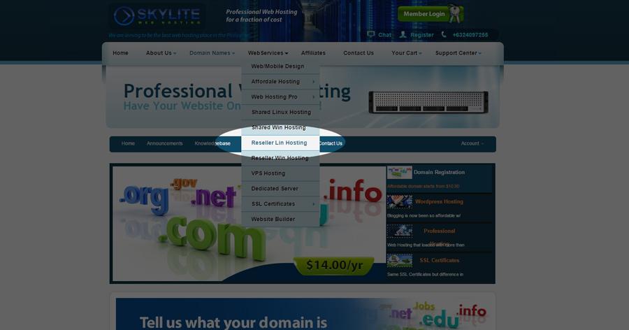 skylite_linux_hosting