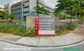 directional-sign-outdoor-technopark