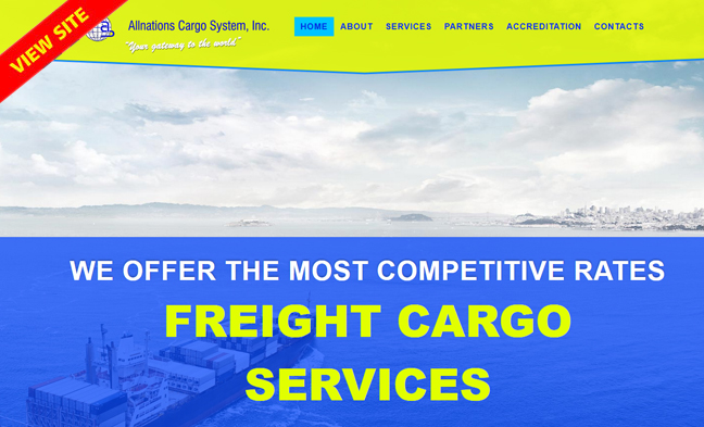 Allnations Freight Cargo