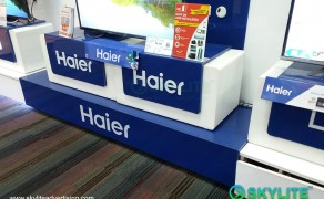acrylic-sign-cutom-haier