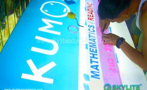 panaflex-sign-kumon-school