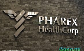 stainless-sign-pharex-healthcare