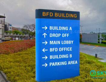 Directional & Monument Signs