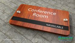 door_sign_6-25x11_purewood_withLaminates_conference_room00002