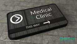 door_sign_6-25x11_fabric_medical_clinic00001