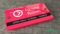 door_sign_6-25x11_painted_versaboard_fitness_room00001
