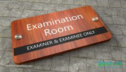 door_sign_6-25x11_purewood_withLaminates_examination_room00001