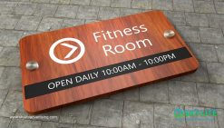 door_sign_6-25x11_purewood_withLaminates_fitness_room00001