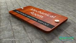 door_sign_6-25x11_purewood_withLaminates_mechanical_room00003