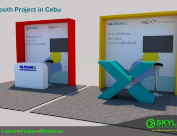 Booth & Kiosk Fabrication