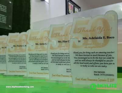 Plaque Sign Maker Philippines
