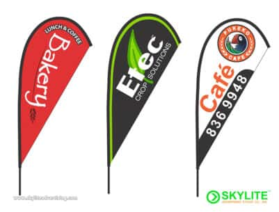 Feather Banner Sign Maker Philippines