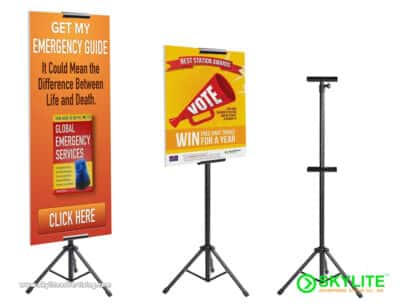 T-Bar Standee Sign Maker Philippines