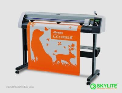 Vinyl Sticker Cutting & Plotting Services