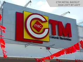 Metal Sign Maker Philippines