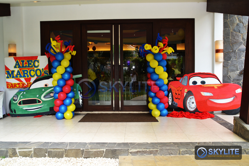 Balloon Decor Package 4 | Skylite Advertising Studio Co Ltd
