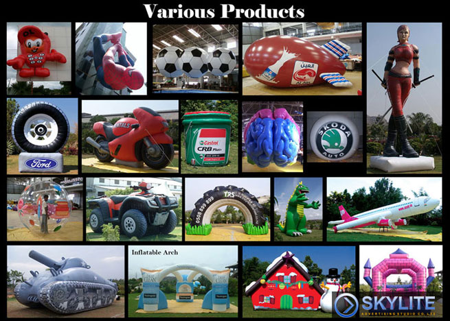 Advertising Event Inflatables Philippines